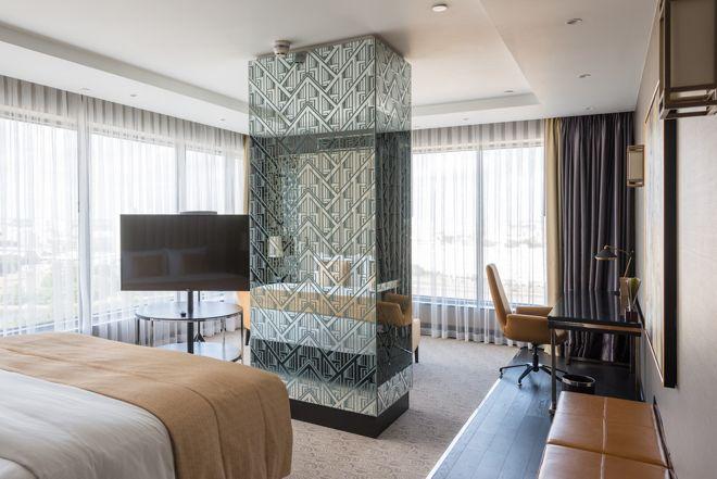 Современный Спальня by Coswick