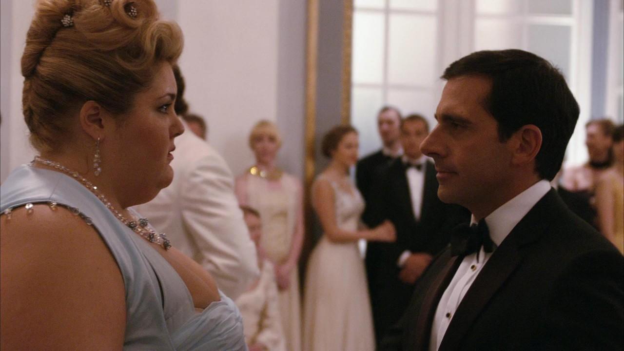 Он пригласил на танец толстушку. Но не ожидал, что она такое будет чудить на танцполе!