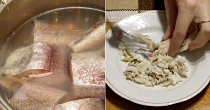 Праздничный салат из минтая «Раковые шейки» салаты