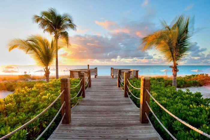 Райские острова Карибского моря