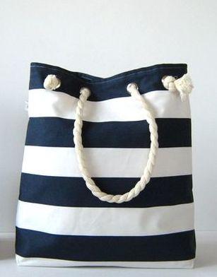Суперская пляжная сумка. Мастер-класс