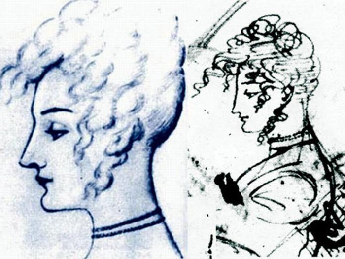 Как «Одесская Клеопатра» Каролина Собаньская стала музой Пушкина и предала декабристов декабристы,Занимательные истории,Каролина Собаньская,Пушкин