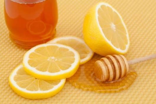 рецепт очищения сосудов- лимон и мед