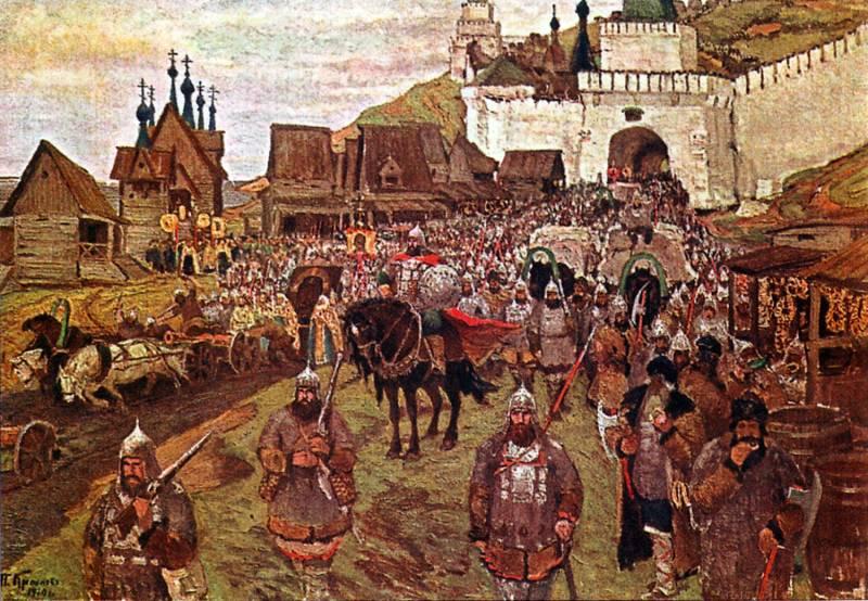 Московский пожар 1611 года