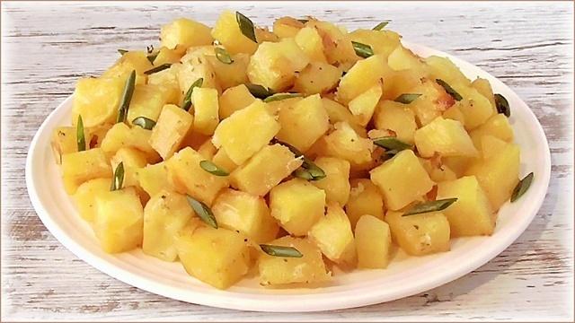 """Картофель """"паутинка"""" - вкусно без лишних хлопот"""