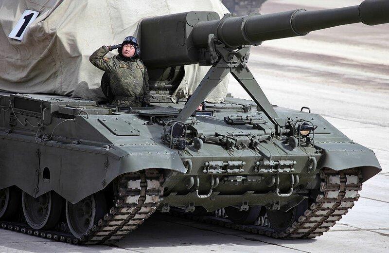 «Армата», «Буки» и «Курганец» готовятся к Параду + еще немного смертоносного российского оружия военная техника, парад 9 мая, фото