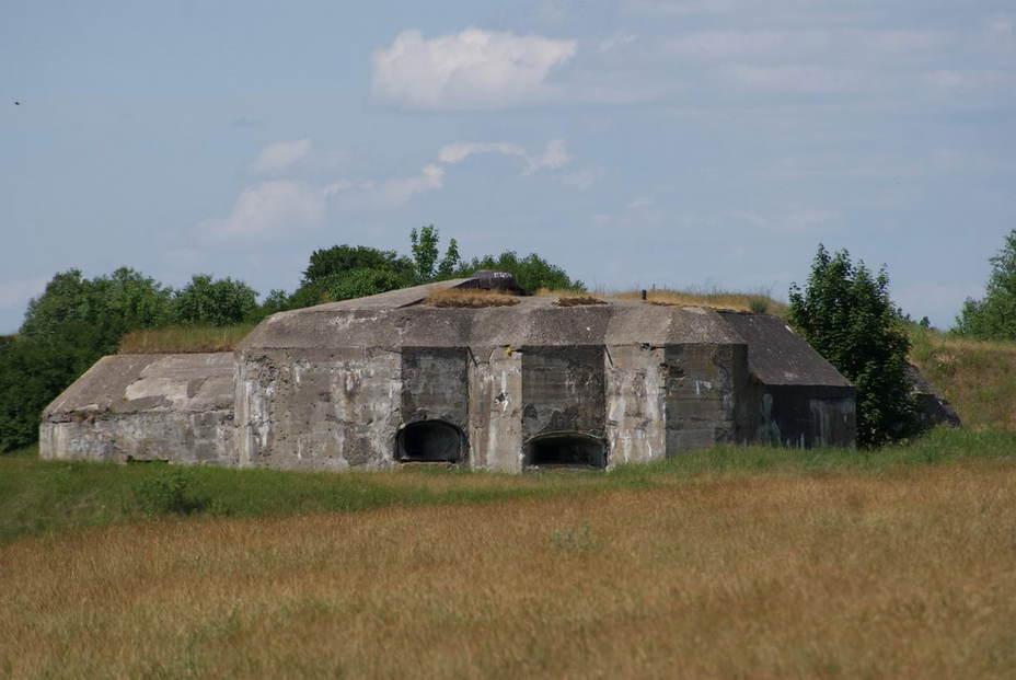 Руины Заречного форта. Источник – fortoved.ru (Dimitriy-PSK)