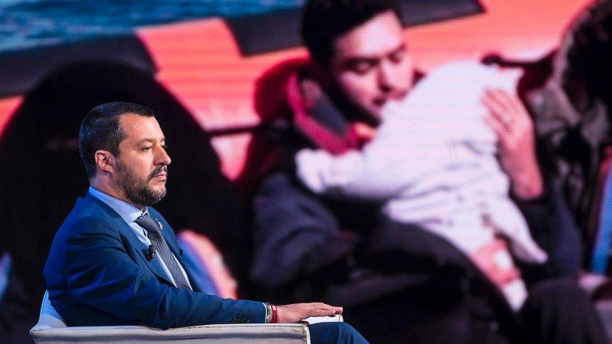 В Италии заявили об угрозе р…