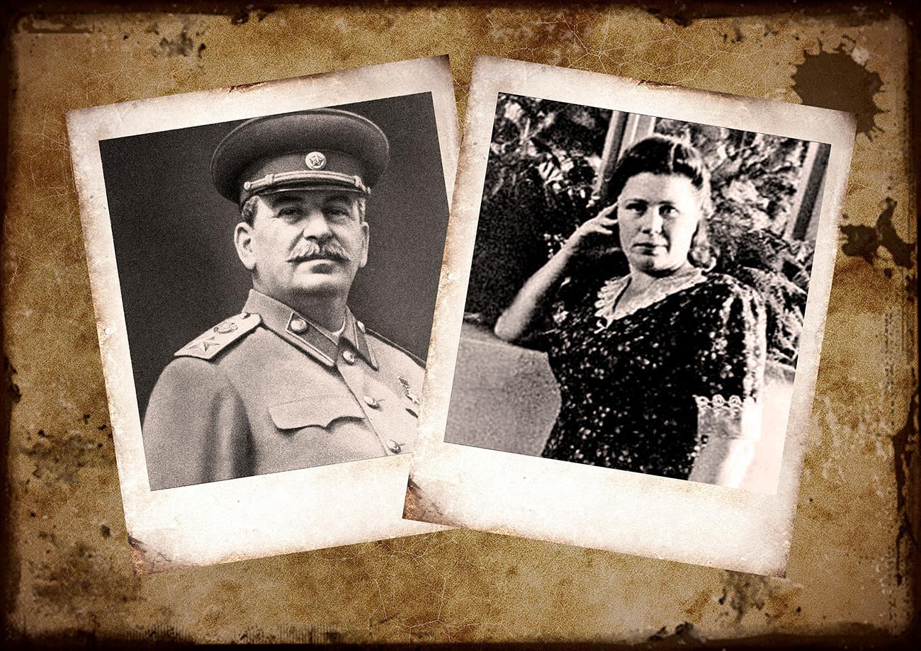 Женщины, которых любил Сталин СТАЛИН
