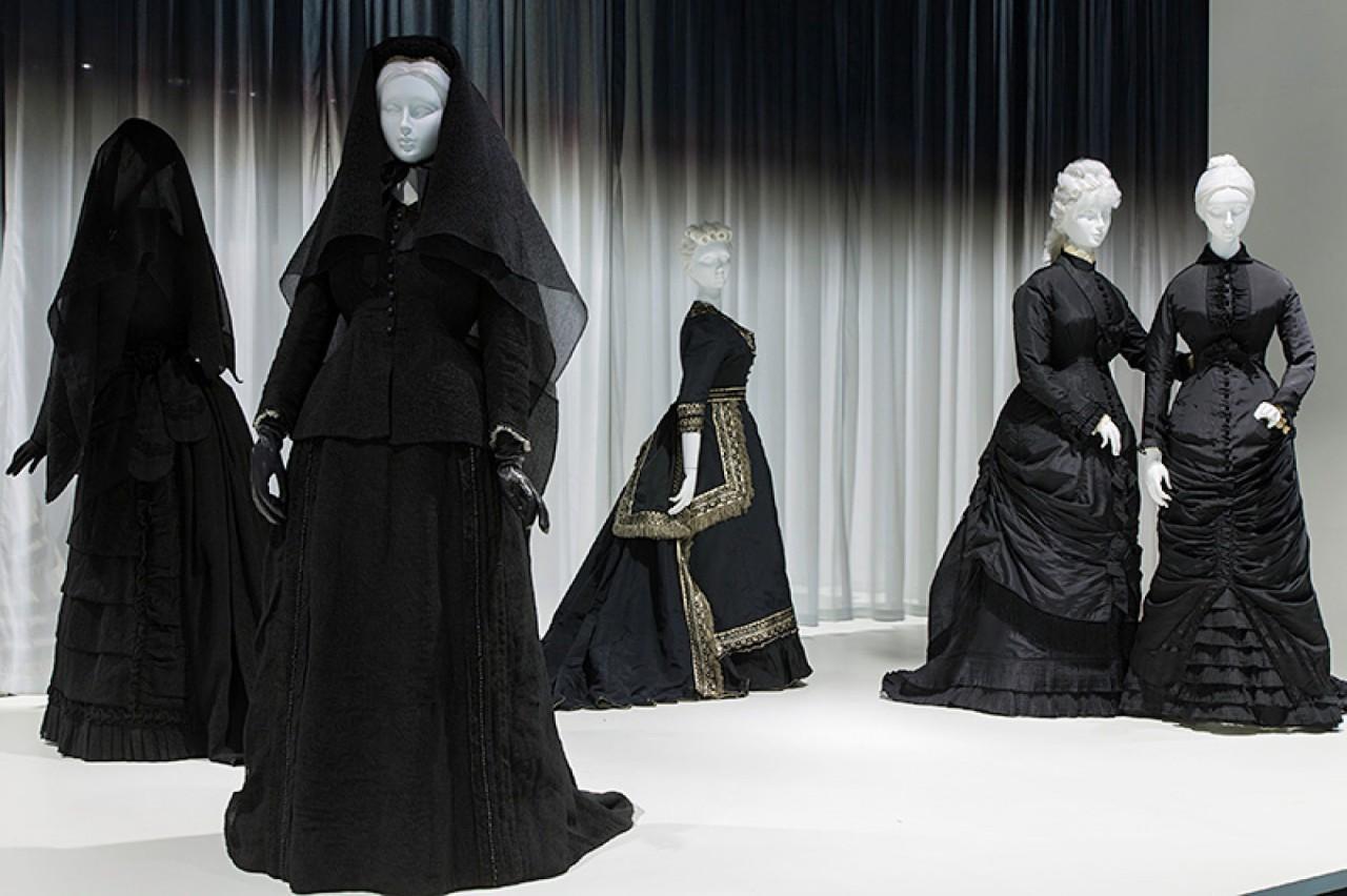 Несколько странных траурных традиций викторианской Англии. Часть 1