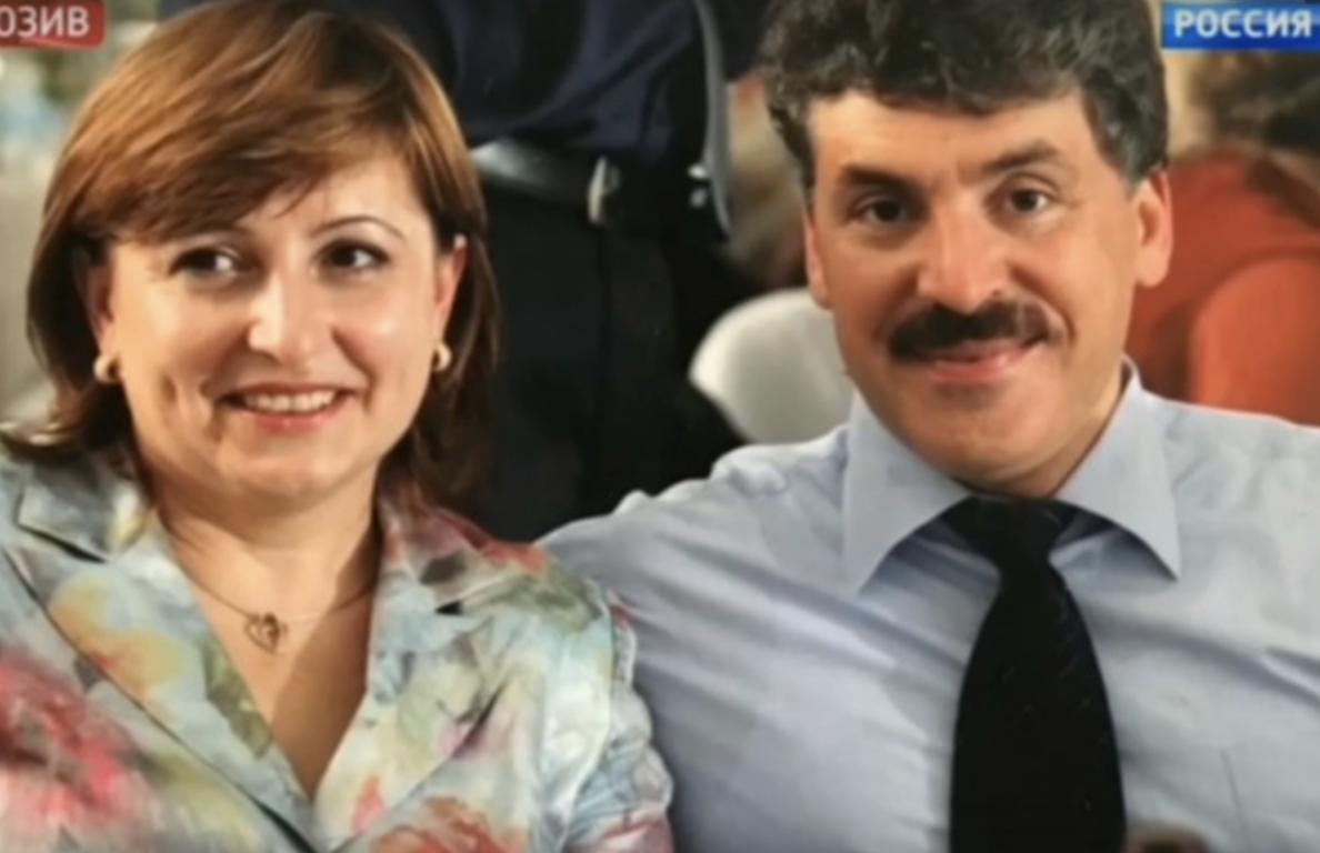 Жена Павла Грудинина: Его до…
