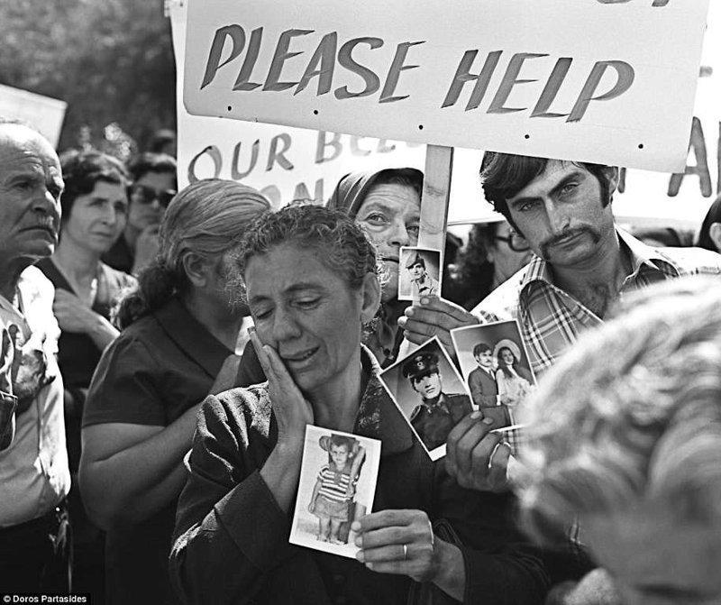 44 года запустения: буферная зона между греческим и турецким Кипром военная операция, зона, кипр, нейтральная, познавательно, разделение, столица, турция