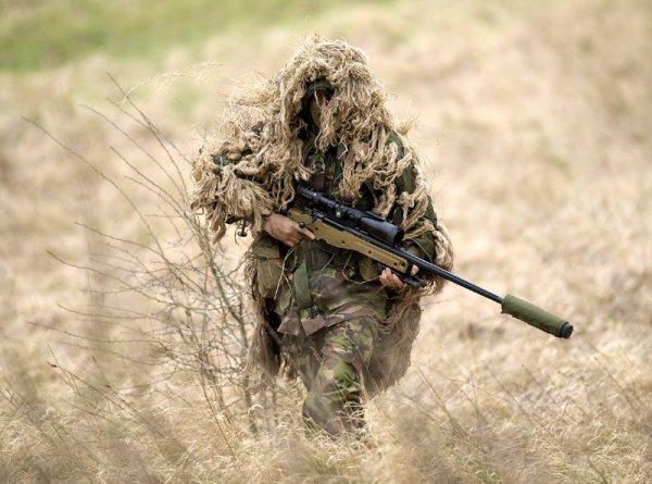 Конец господству: американские военные боятся русских снайперов как огня