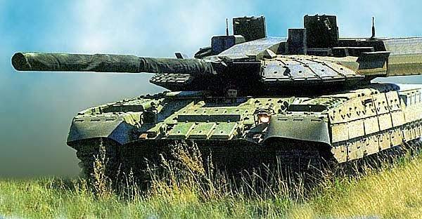 """Новейший российский танк Т-95 """"Черный Орел"""""""