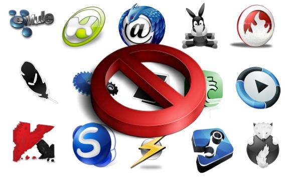 Как запретить запуск программы в Windows 7