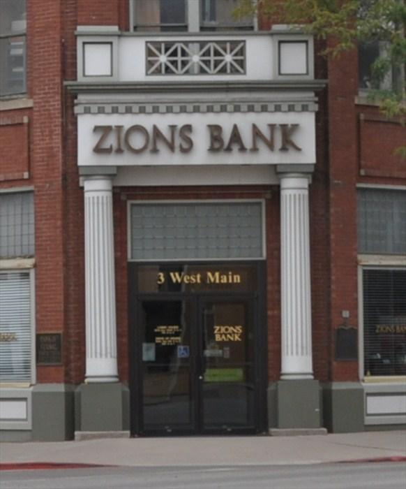 Огромный банк, который был отправлен по почте целиком история,курьезы,почта,США