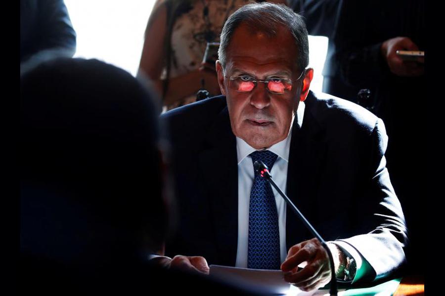 О российской внешней политике времён «после Крыма»