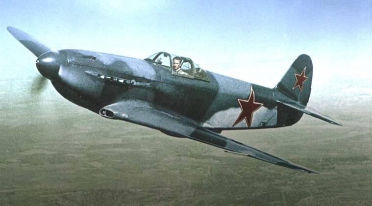 Вернётся ли Як-3 в Саратов?