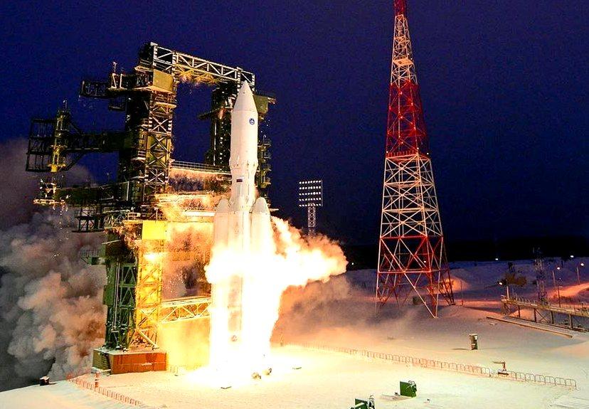Россия сдала еще и космос?