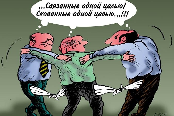 """""""Оппозиция"""" на прикормке у Власти или почему в России """"оппозиции"""" нет по факту."""
