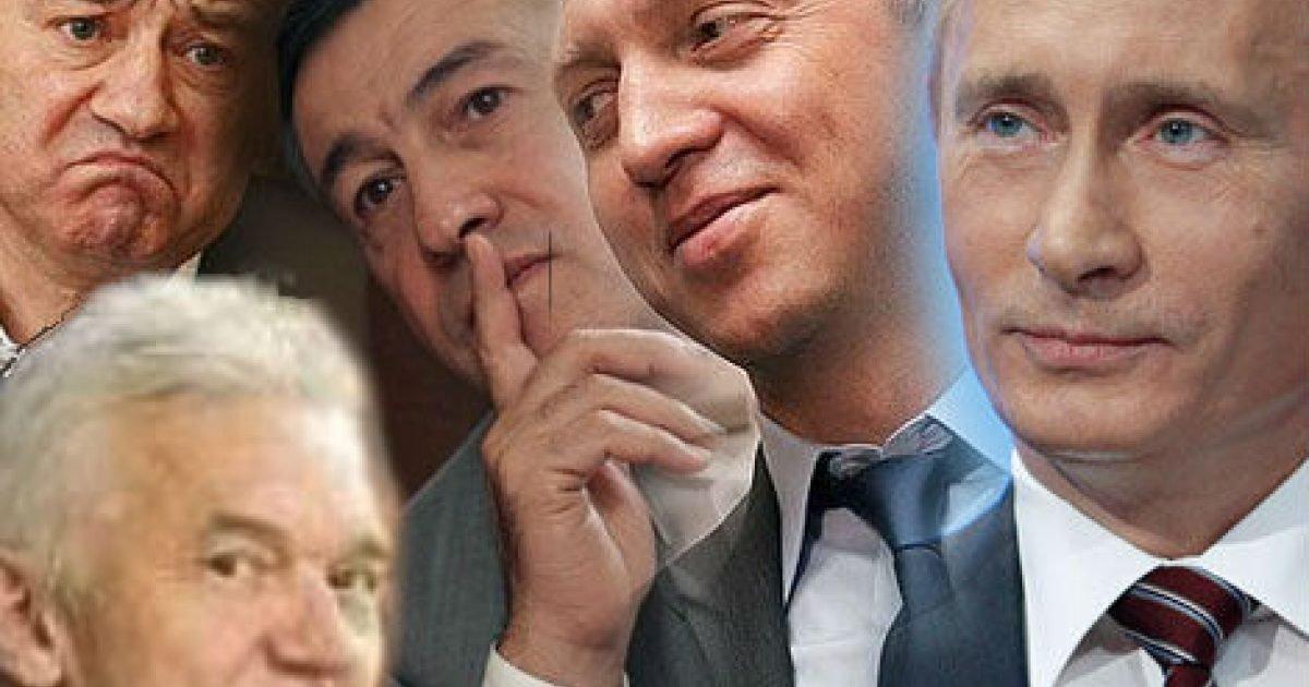 США оставят «друзей Путина» без яхт, самолетов и футбольных клубов