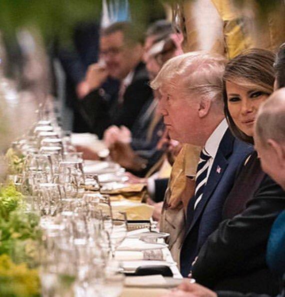 """Что не так было с Дональдом Трампом на прошедшем G20?"""""""