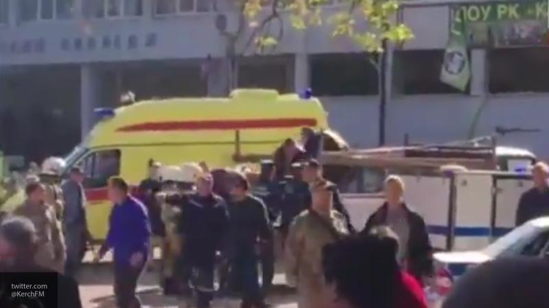 Появилась информация о возможном организаторе взрыва в керченском колледже