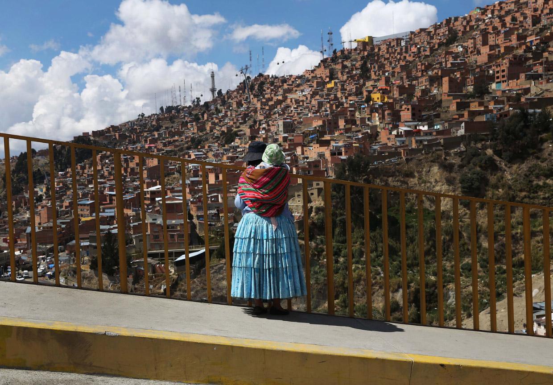 Ла-Пас: город канатных дорог ЛаПас, Город, высокая, канатная, дорога, пассажиров, ЛаПасе, канатка, города, самого, километров, протяженностью, дороги, канатной, городе, около, Боливии, канатную, проектировщикомЭйфелевой, температура
