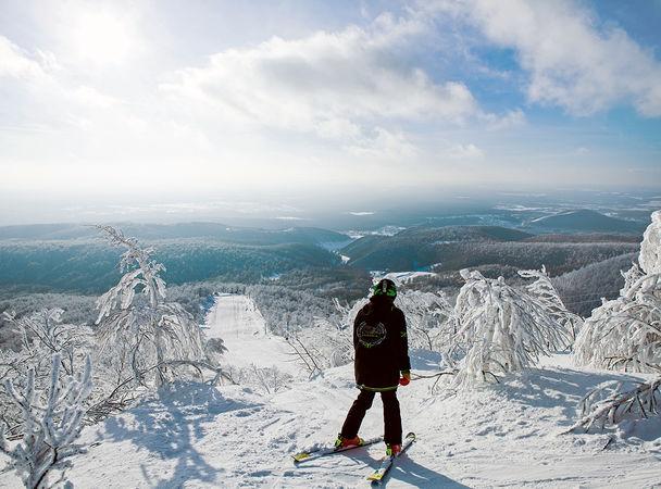 На высоком старте: главные зимние курорты России