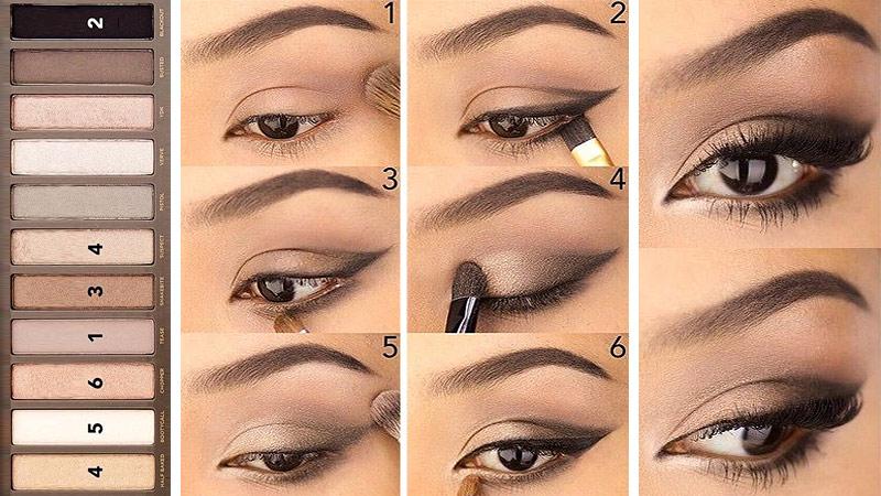 Уроки макияжа: 9 стильных идей