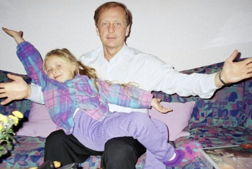 Почему дочь  Михаила Задорнова отказалась от миллионов отца