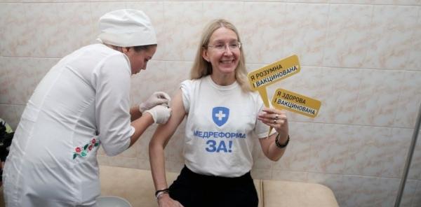 Американка Ульяна Супрун предложила лечить граждан Украины музыкой