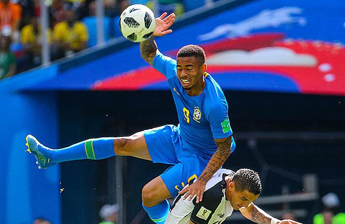 Бразильские футболисты обыграли команду Коста-Рики на ЧМ-2018