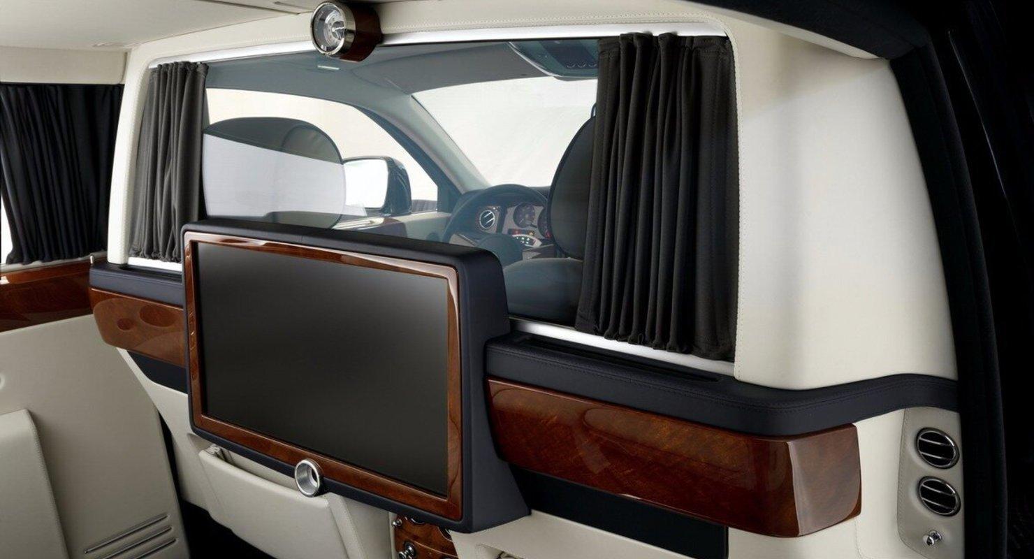3 роскошные функции в Rolls Royce, которые делают эти машины особенными Автомобили