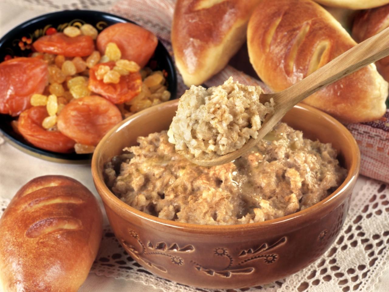 Вегетарианская кухня славян или что ели наши предки