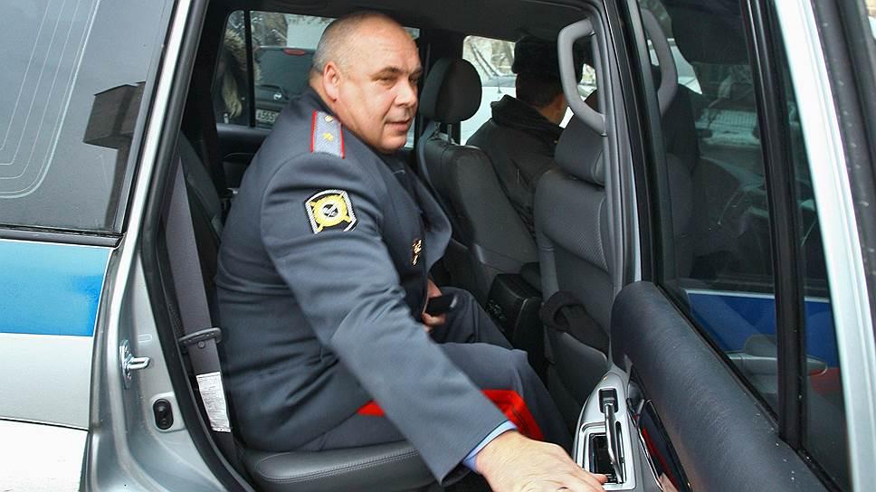 Бывшего главу МУР задержали по подозрению в коррупции