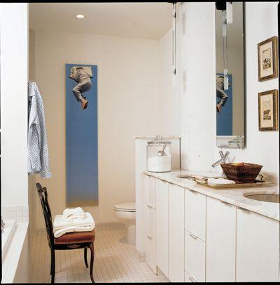 Классический Ванная комната by Andrew Flesher Interiors