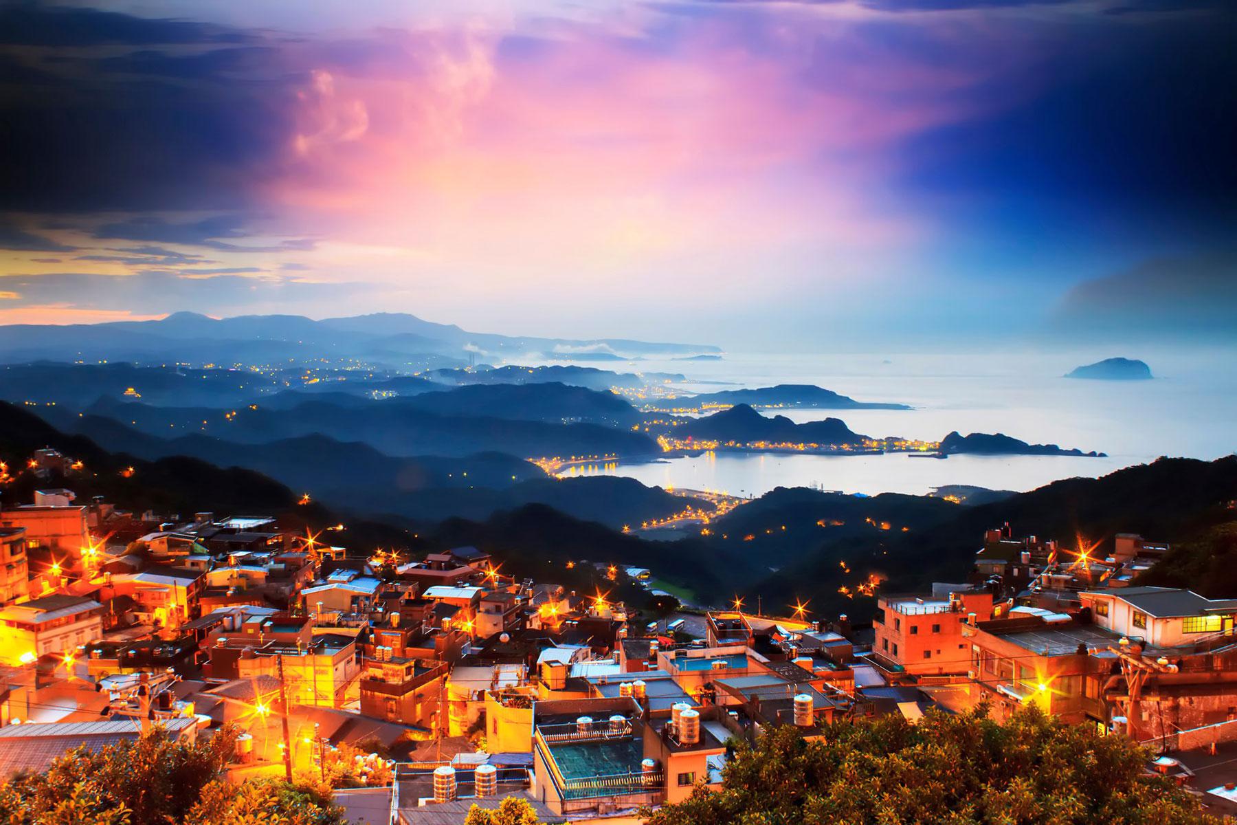 Приглашаю в путешествие на Тайвань!