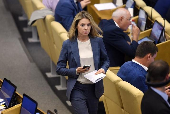 Политологи: Будущее Натальи Поклонской в Государственной Думе туманно