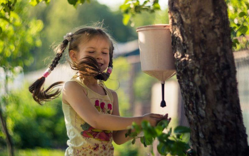 Очень важно руки мыть: несколько отличных идей умывальников для участка интерьер,переделки,своими руками,сделай сам