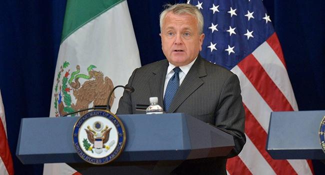 Замгоссекретаря США: мыпомо…