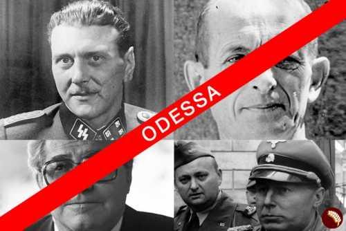 ODESSA: забеги нацистов на длинные дистанции