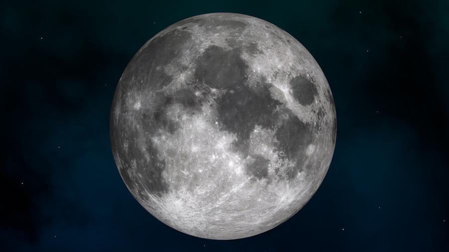 Кто живёт на пупке Луны?