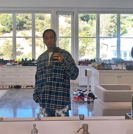 В гостях у Tyga: экскурсия по особняку экс-бойфренда Кайли Дженнер в Бель-Эйр Стиль жизни,Дома звезд