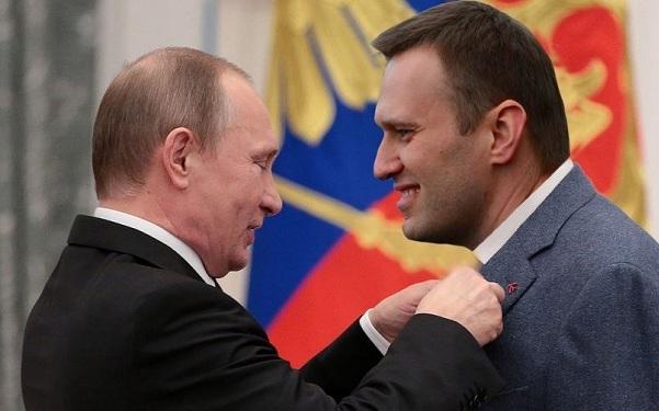 Навальный: самое страшное (и эффективное) путинское оружие против российской оппозиции