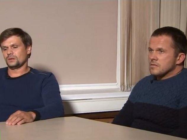 «Одноклассник Боширова» дал интервью о секретной службе