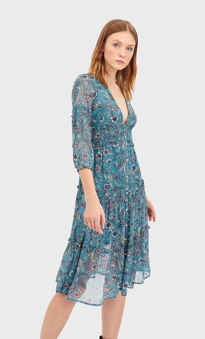Платье, Stradivarius, 2 599 руб.