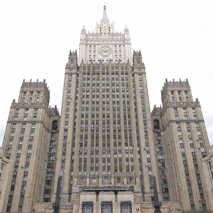 МИД РФ: антироссийская истерия Тбилиси и Запада не способствует стабильности на Кавказе