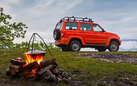 Экспедиционный УАЗ Патриот в горах Кавказа: чего ему не хватает?