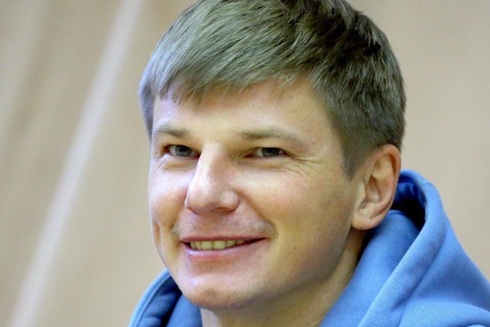 Аршавин вернулся в«Зенит»
